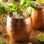 Moscow mule con ginger beer