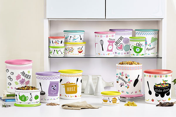 La Colección Despensa de Tupperware, aliada sustentable