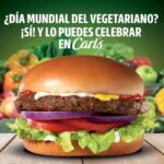 Carl's Jr. vegetariano