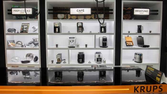 Krups abre primera boutique café