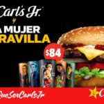 Carl's Jr. y Wonder Woman