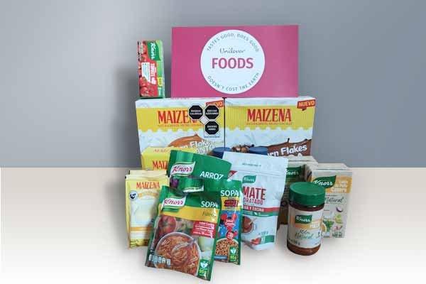 Trivia: Unilever invita a disfrutar la comida sin dañar al planeta