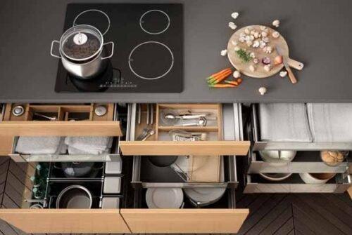 4 consejos para organizar tu cocina este 2021