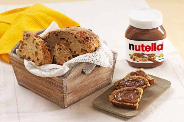 Celebra el World Nutella Day con estas deliciosas recetas