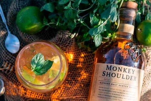 4 cocteles Monkey Shoulder darán sabor al verano