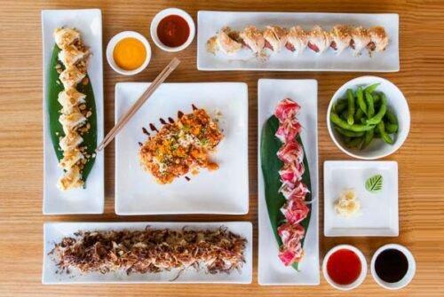 A los mexicanos nos encanta la comida japonesa, según Uber Eats