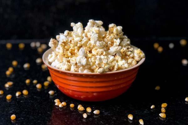 Palomitas de maíz, una botana saludable y una rica tradición
